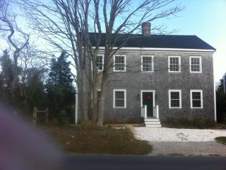 Nantucket Colonial Abuts Conservation Area - Nantucket vacation rentals