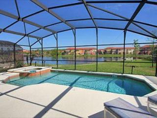 4 BED/ 4BATH IN TERRA VERDE RESORT COMMUNITY WITH A POOL, SPA, AND GAME ROOM. - Davenport vacation rentals