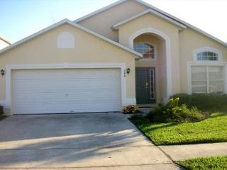 LUXURY 5 BED/ 3 BATH VACATION HOME WITH POOL, SPA, AND GAME ROOM. - Davenport vacation rentals
