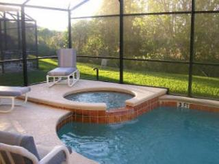 LUXURY 6 BED/ 4.5 BATH HOME WITH POOL, SPA, AND GAME ROOM. - Davenport vacation rentals