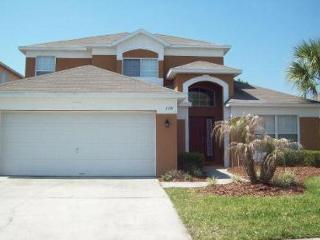 5 BEDROOM 3 BATH PRIVATE POOL AND GAME ROOM CLOSE TO DISNEY! - Davenport vacation rentals