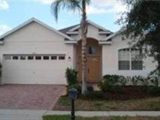 4 BED 3 BATH HOME WITH PRIVATE POOL AND 2 MASTER SUITES - Davenport vacation rentals