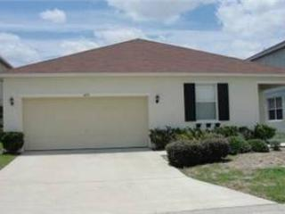 4 BED 3 BATH HOME WITH PRIVATE POOL, 2 MASTERS, GAMES ROOM & SLEEPS 10 - Davenport vacation rentals