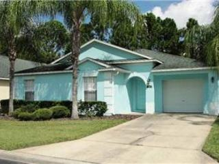 5 BED 3 BATH POOL HOME BACKS TO CONSERVATION, 2 MASTERS, SLEEPS 10, GAME ROOM - Davenport vacation rentals