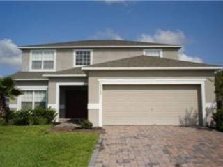 5 BED 3.5 BATH POOL HOME WITH 2 MASTERS IN GATED COMMUNITY NEAR DISNEY - Davenport vacation rentals