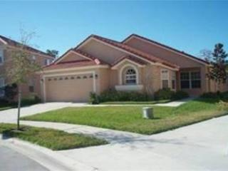 4 BED 3 BATH HOME WITH POOL & SPA, GAMES ROOM, SLEEPS 10 - GATED COMMUNITY - Davenport vacation rentals