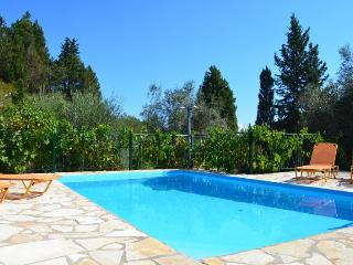 2 bedroom Villa with private pool in Loggos Paxos - Paxos vacation rentals