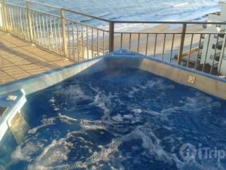 Oceanfront Penthouse with Private Hot Tub, Huge Balcony, Fabulous Views - Garden City vacation rentals