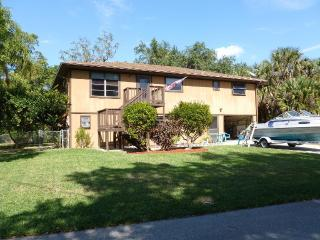 NUTINLIKIT Grove private home on Imperial river - Bonita Springs vacation rentals