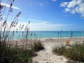 The Beach At The Cottages - The Cottages: a fabulous secret on Longboat Key! - Longboat Key - rentals