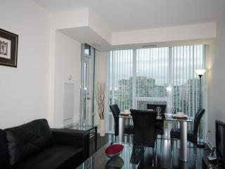 Luxury Furnished Apartment for weekly/monthly rent - Mississauga vacation rentals