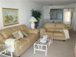 Gulf Front 2/Bedroom Vacation Rental.#306 - Image 1 - Fort Myers Beach - rentals