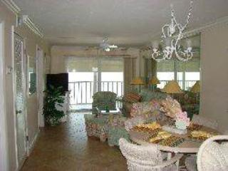 Gulf Front 2/Bedroom Vacation Rental.#404 - Fort Myers Beach vacation rentals