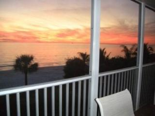 Gulf Front 2/Bedroom Vacation Rental.#206 - Fort Myers Beach vacation rentals