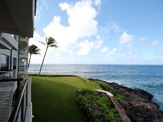 Poipu 2BR Oceanfront Condo/Kitchen/WiFi 207A - Poipu vacation rentals