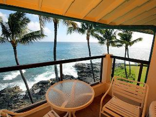 Ideal 2BR Oceanfront Poipu Condo/Kitchen/WiFi 401A - Poipu vacation rentals