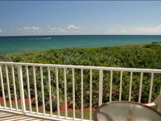 Direct Atlantic Oceanfront - IRP - Resort Villa - Stuart vacation rentals