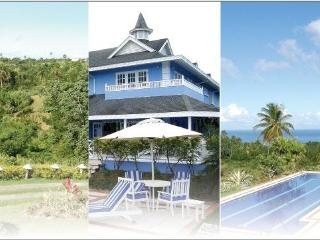Luxury Caribbean villa with magnificent pool - Trinidad and Tobago vacation rentals