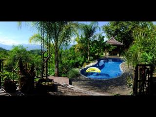 Villa Madrugada - Bali Style Home Overlooking Tree Canopy - Province of Alajuela vacation rentals