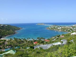 Elegantly furnished with views over Marigot and Grand Cul de Sac Bay	 WV MLA - Marigot vacation rentals