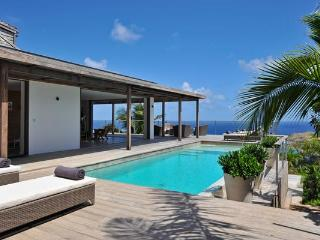 Ideal family villa high in the hills of Vitet with great ocean views WV TIG - Vitet vacation rentals