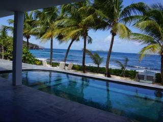 Les Basses at Lorient Beach, St. Barth - Beachfront, Pool, Perfect for Couples or Families - Saint Barthelemy vacation rentals