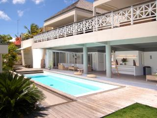 La Pointe at Gustavia, St. Barth - Large Villa, Restaurants, Boutiques and Shell Beach Within Walking Distance - Gustavia vacation rentals