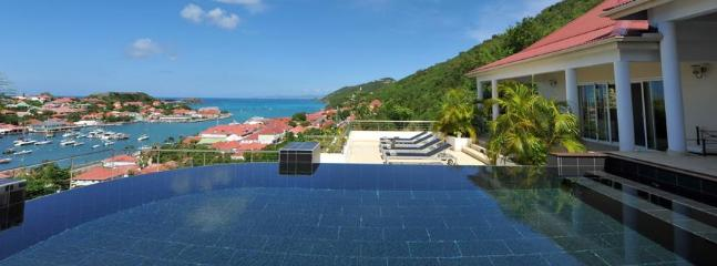 3 Bedroom Villa with Panoramic Ocean View in Gustavia - Gustavia vacation rentals