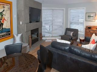 Aspens, prime ski-in, ski-out, newly reno'd 1 bdrm - Whistler vacation rentals
