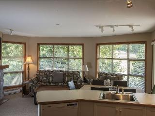 Aspens, prime ski-in, ski-out, 2 bdrm, top floor, mountain & slope view - Whistler vacation rentals