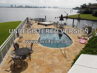2/2NORTH PALM BEACH FL 3mth min.On the WATER/ DOCK - North Palm Beach vacation rentals