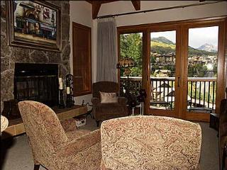 Best View in Valley! - Ridge Condominiums (2165) - Aspen vacation rentals