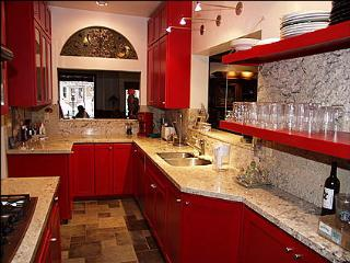 Beautiful West End Victorian - Newly Remodeled Kitchen (5059) - Aspen vacation rentals