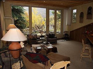 Spectacular Views of Ajax - River Bluff Town House (5412) - Aspen vacation rentals