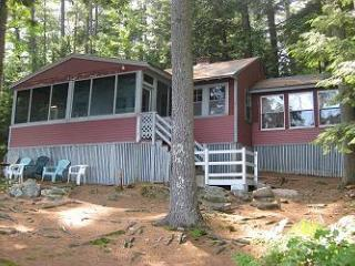 Comfortable Lakefront Cottage/Camp Vacation Rental on Lake Waukewan (COL26W) - Meredith vacation rentals