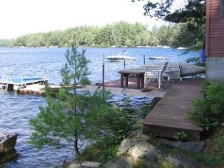 Pet-Friendly Waterfront Home on Lake Waukewan (REU96W) - Meredith vacation rentals