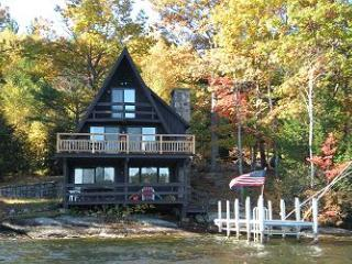Lovely Waterfront Vacation Rental on Winnpesaukee (SLE119W) - Meredith vacation rentals