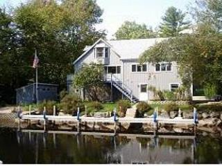 Fantastic Balmoral Waterfront Vacation Rental on the Canal (CAM83Wflr) - Moultonborough vacation rentals