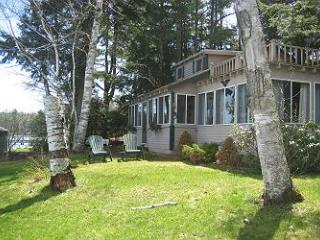 Waterfront on Winnipesaukee with Mountain Views (LAN122Wf) - Lake Winnipesaukee vacation rentals