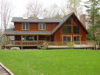 Spectacular Beach Access Vacation Rental on Lake Winni in Suissevale LAL21Bfp - Meredith vacation rentals