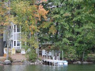 Unique and Absolutely Beautiful Vacation Home on Lake Winnipesaukee (HYN21Wc) - Meredith vacation rentals