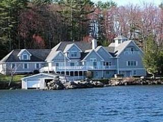 Large prestigious luxury home on Lake Winnipesaukee (CAR76Wap) - Meredith vacation rentals