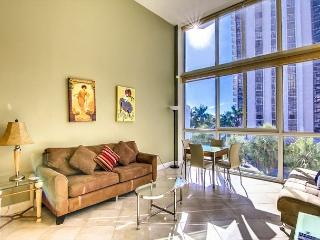 High Ceilings 1 BR with BAY VIEW - Miami Beach vacation rentals