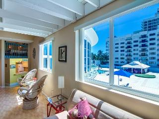 Fabulous Mezzanine 2BR/2BA - Miami Beach vacation rentals