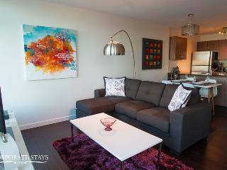 Vancouver Granville 2BR Luxury Accommodation - Montreal vacation rentals