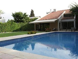 Amazing Big Villa- Best Location-Herzliya Pituach - Israel vacation rentals