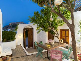 Lindos Amazing Cottages with spectacular views - Lindos vacation rentals