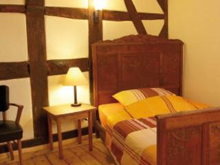 Guest Room in Egelsbach - comfortable, bright, wood furnishings (# 3402) - Egelsbach vacation rentals