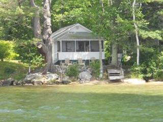 Vacation Rental So Close to Lake Winni...You Can Hear the Fish Jump (WIL99W) - Meredith vacation rentals