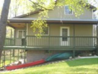 Gorgeous Big Sauble River Vacation Home - Free Soil vacation rentals